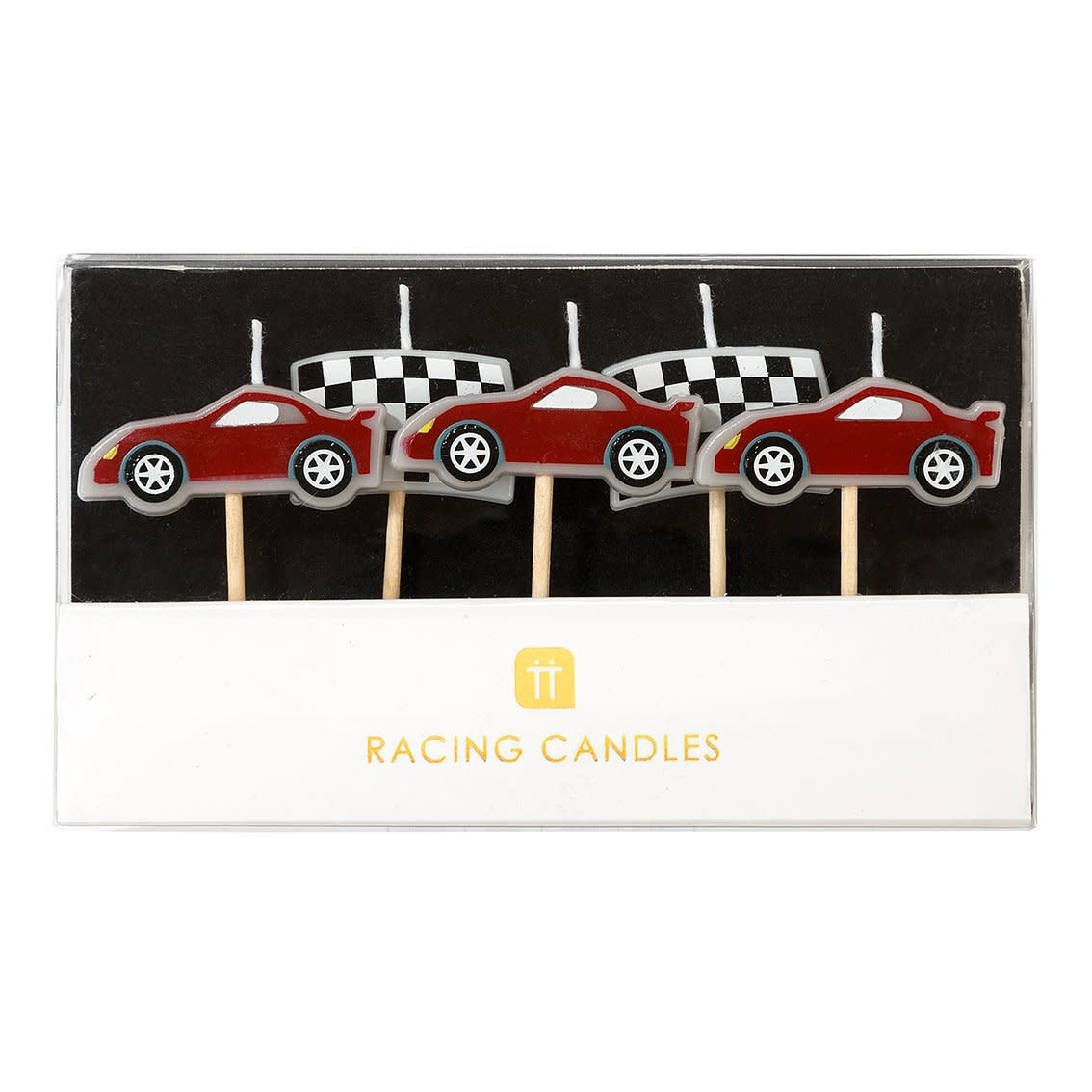 TT Party Racer Candles