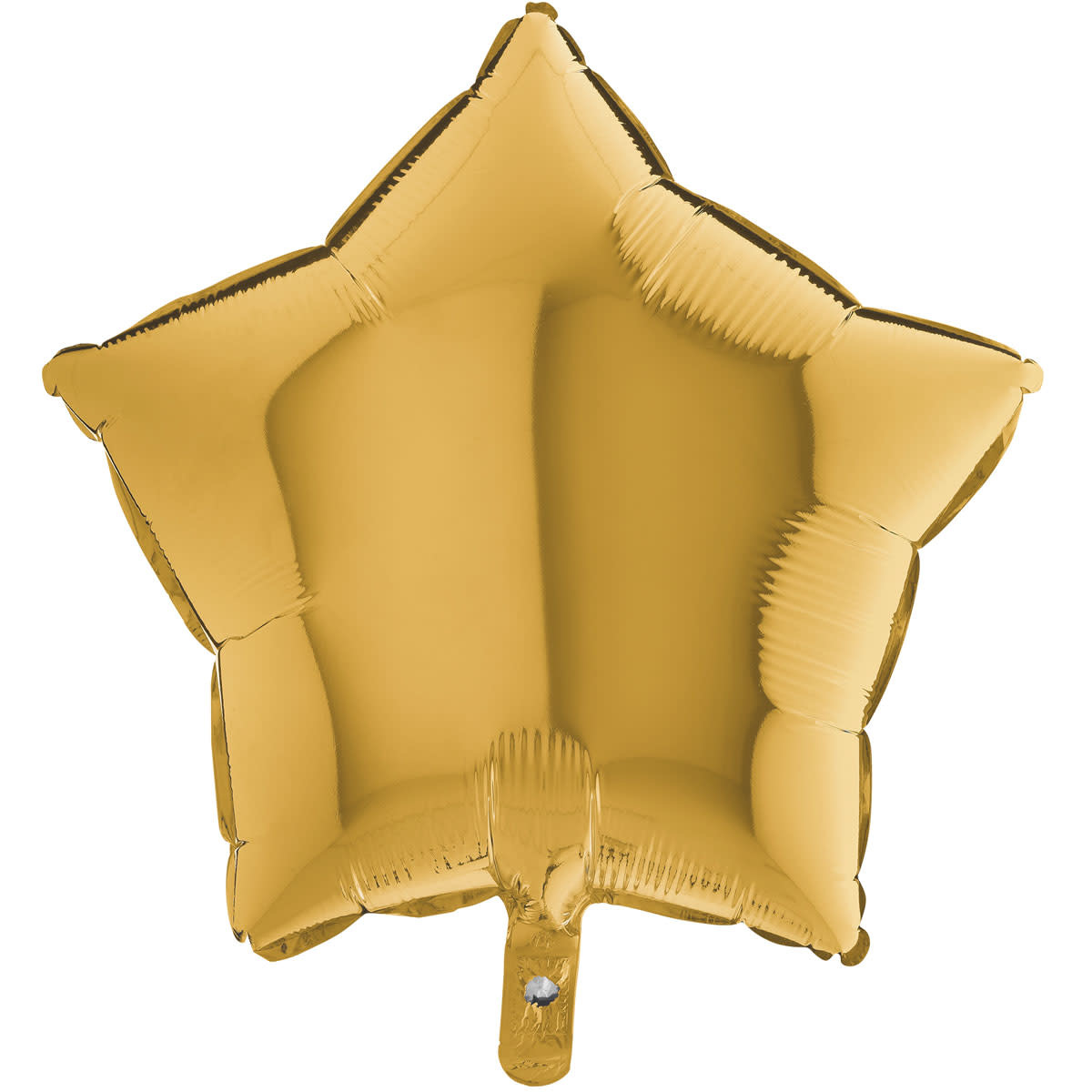 SMP star foil balloon gold 5 55 cm