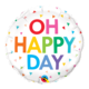 SMP oh happy day foil balloon 45 cm