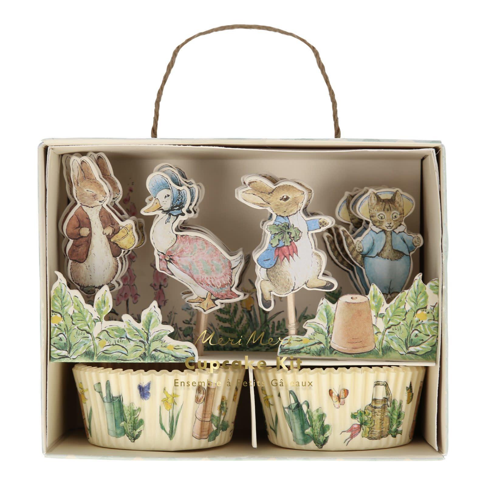 MERIMERI Peter Rabbit™ cupcake kit