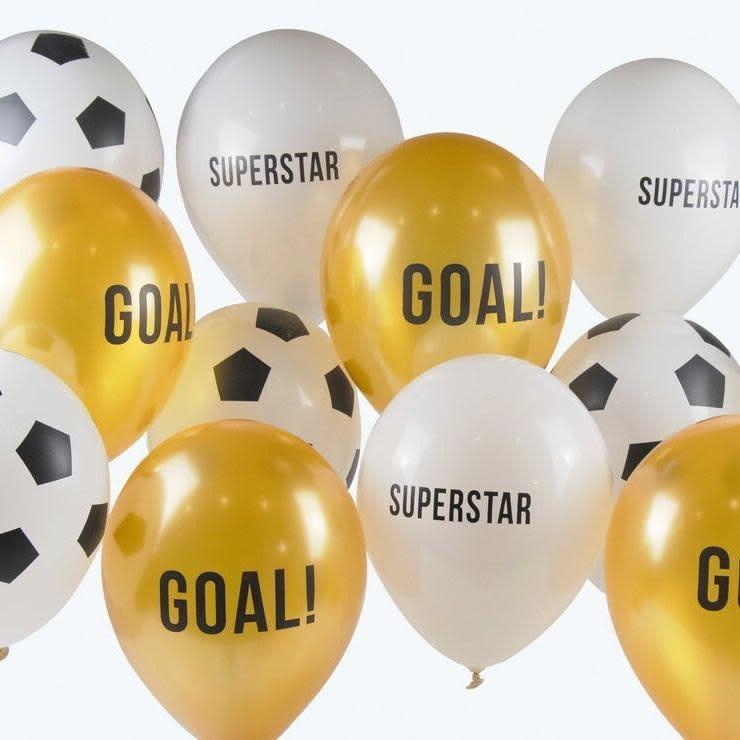 TT Party Champions Balloons