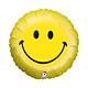 SMP smile face foil balloon 45 cm