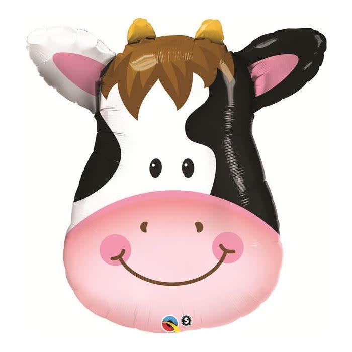 SMP cow foil balloon 76 cm