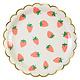 MERIMERI Strawberry plates L