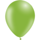 SMP 10 x apple green latex balloons 30 cm 100% biodegradable