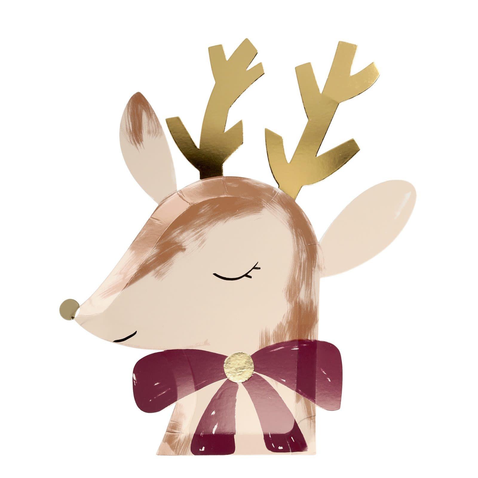 MERIMERI Reindeer with bow plates