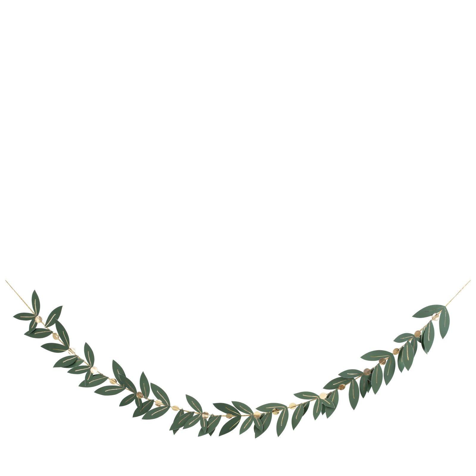 MERIMERI Festive foliage garland