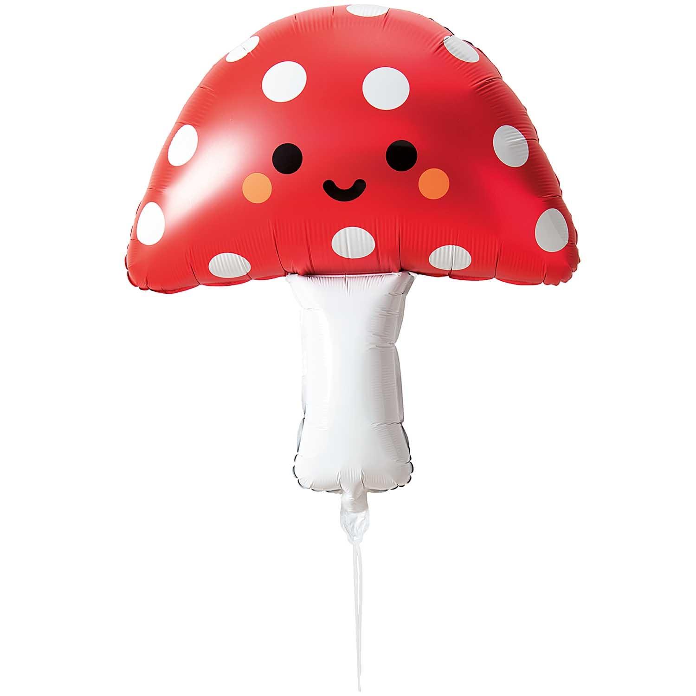 RICO foil balloon mushroom 85 cm
