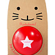 RATATAM ball red 15 cm