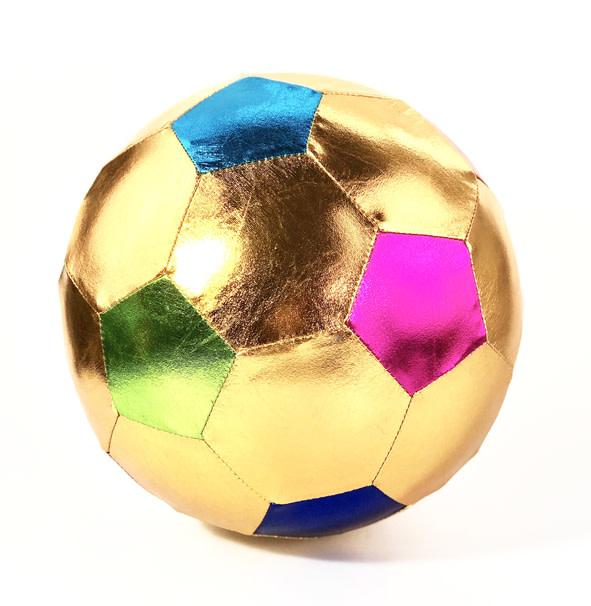 RATATAM GOLD FOOT BALL 22 CM