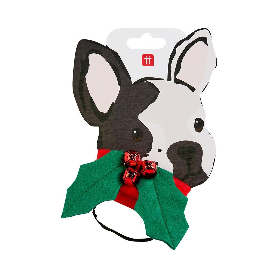 TT Botanical Christmas Hound Holly Dress Up