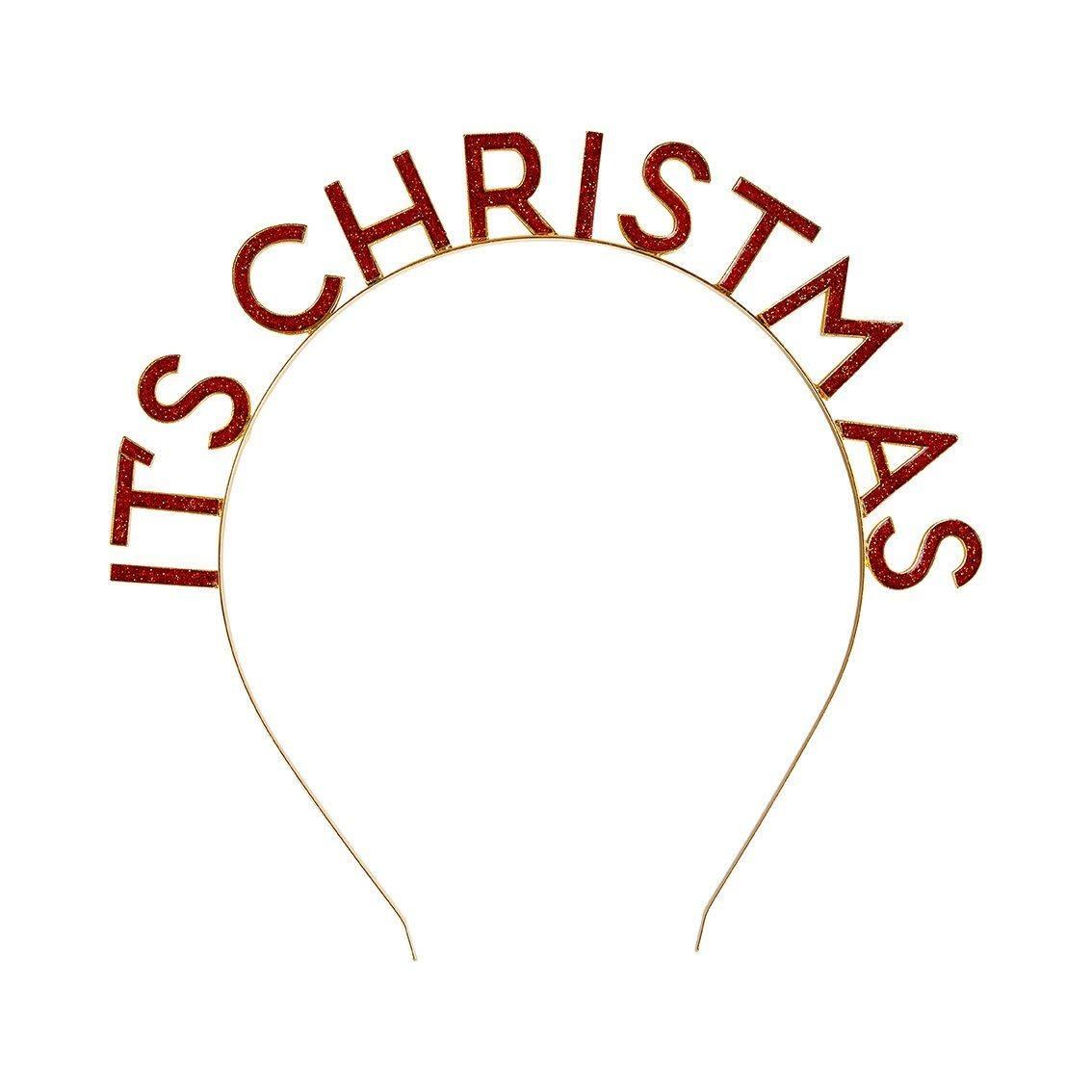 TT Head Turners It'S Christmas Headband