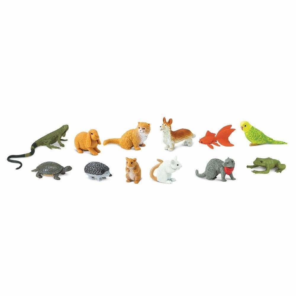 SAFARI Pets  ANIMALS 3-5 CM 12 X