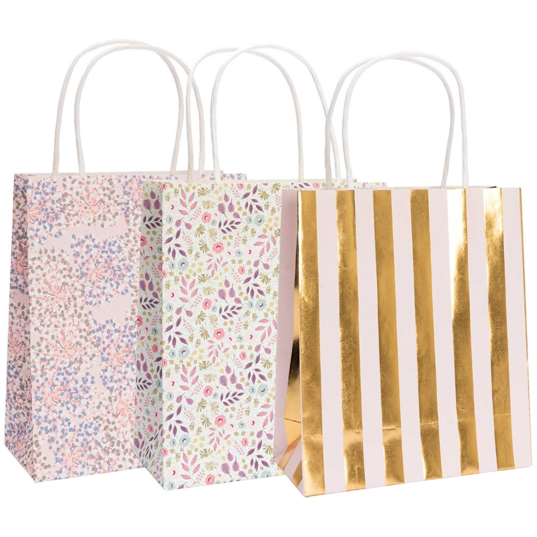 RICO PAPER BAGS, BOUQUET SAUVAGE 3 x