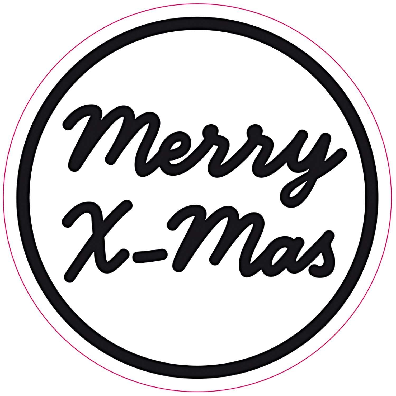 RICO COOKIE STAMPER MERRY X-MAS 2