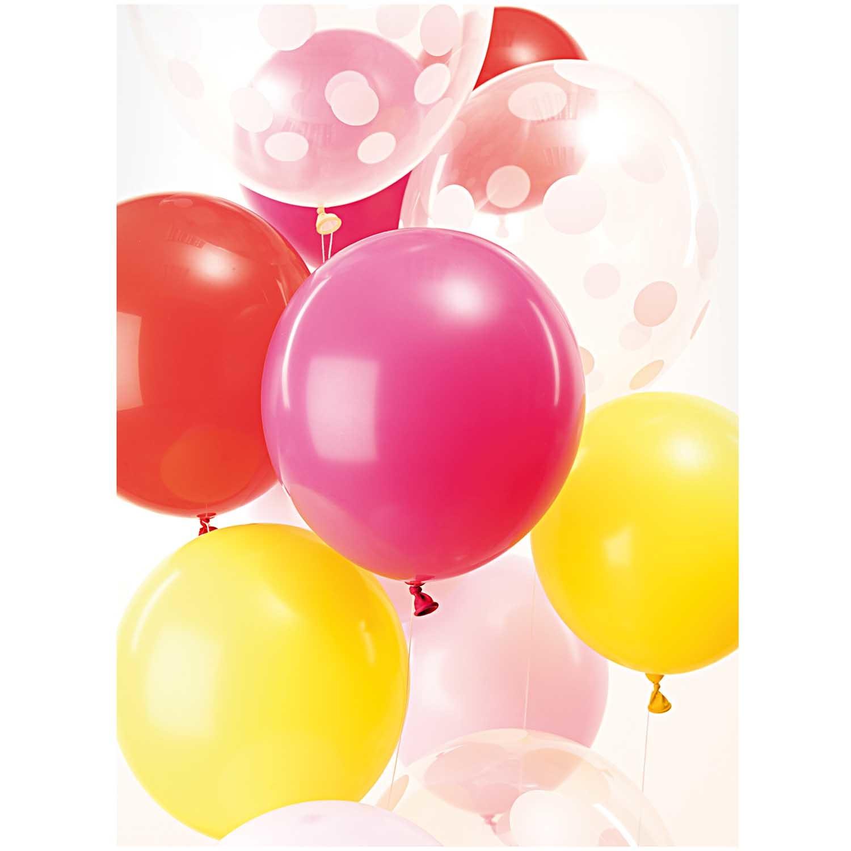 RICO CANDY MIX balloons 30 cm, 12 x