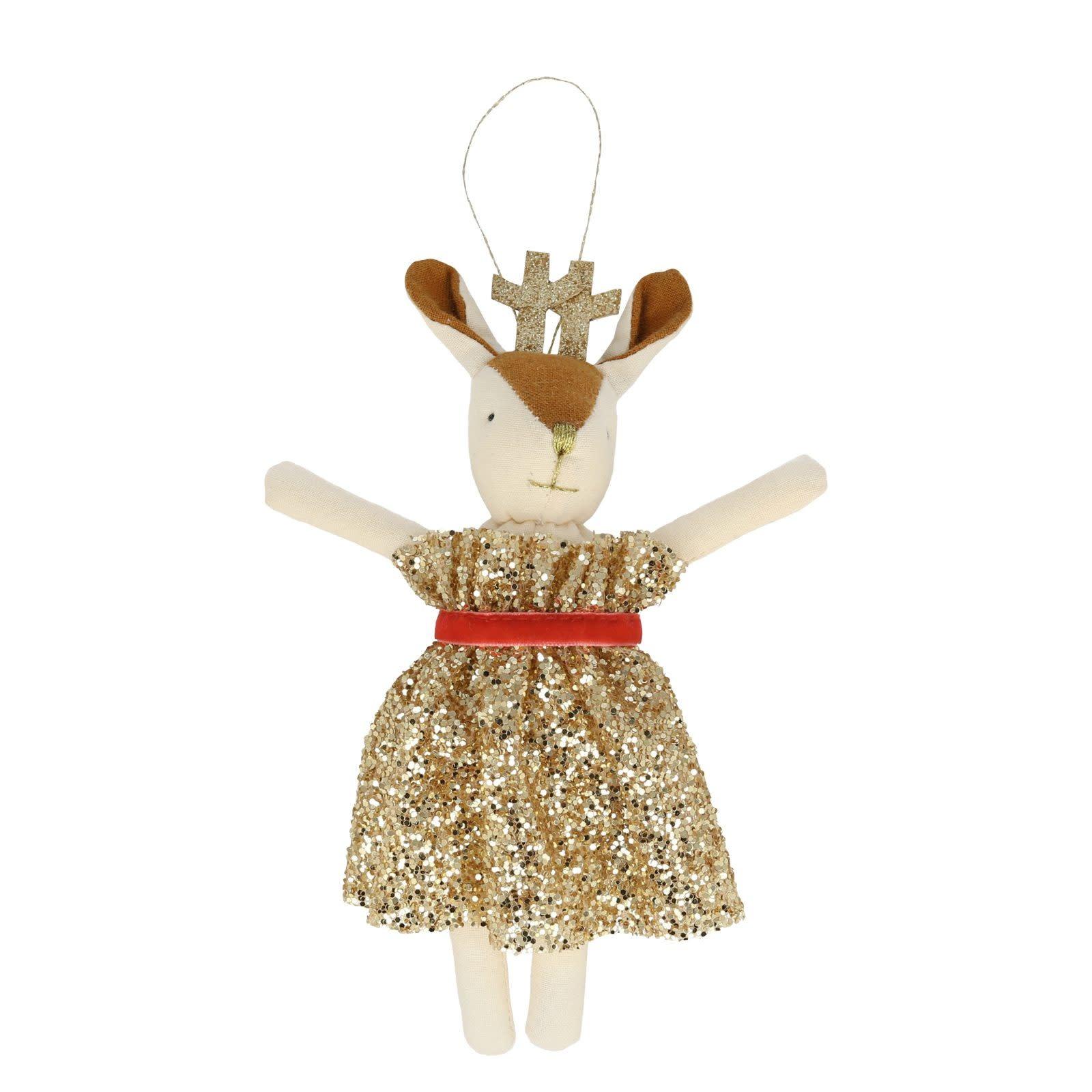 MERIMERI Mrs reindeer tree decoration