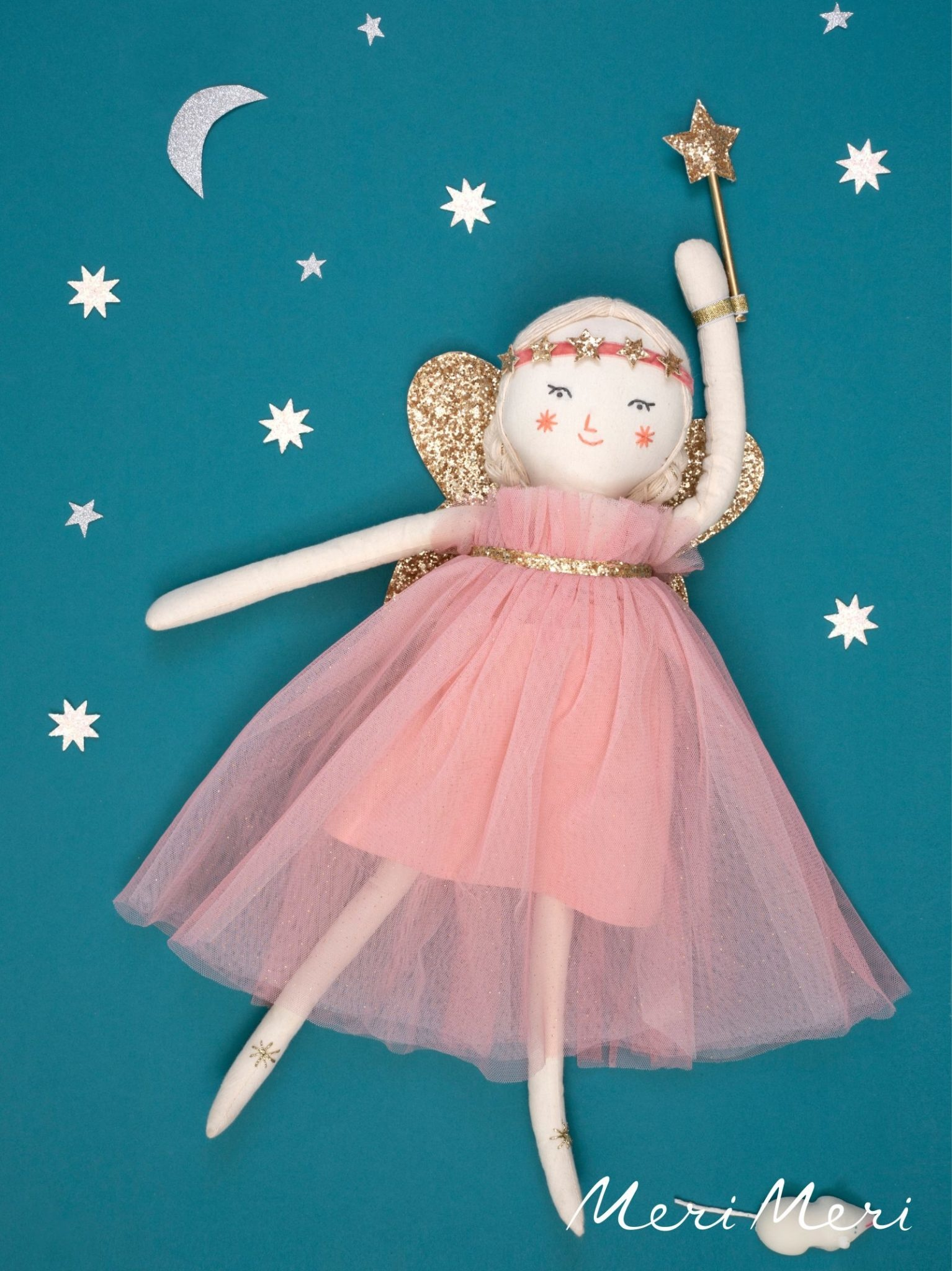 MERIMERI Freya fairy doll