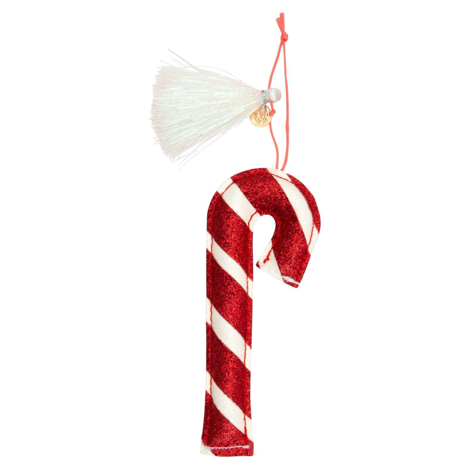 MERIMERI Candy cane tree decoration