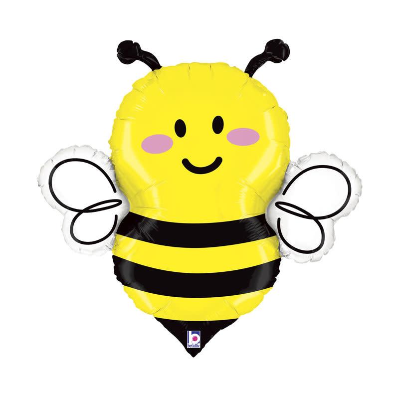 SMP Bee Foil Balloon 86 cm
