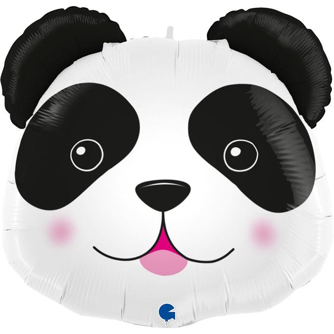 SMP Panda head Foil Balloon 73 cm