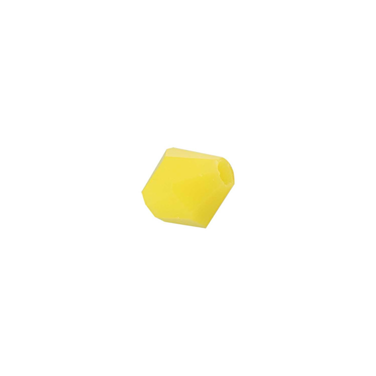 Rico NAY DIAMOND YELLOW OPAQUE 4MM