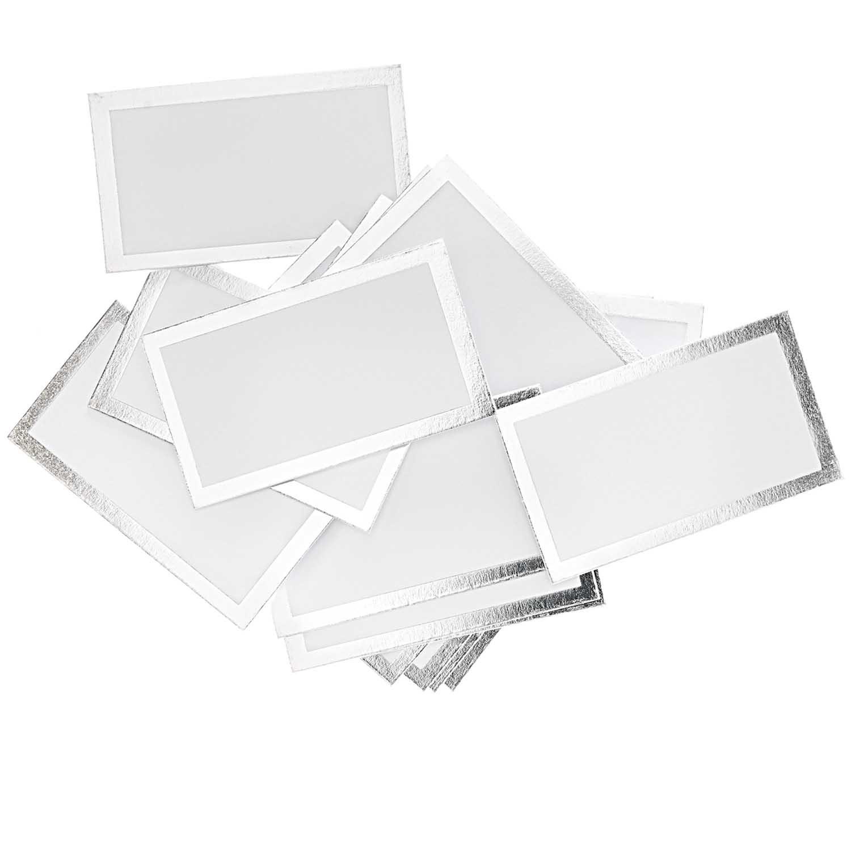 Rico NAY PAPER CARDS SILVER FSC MIX 24 PCS