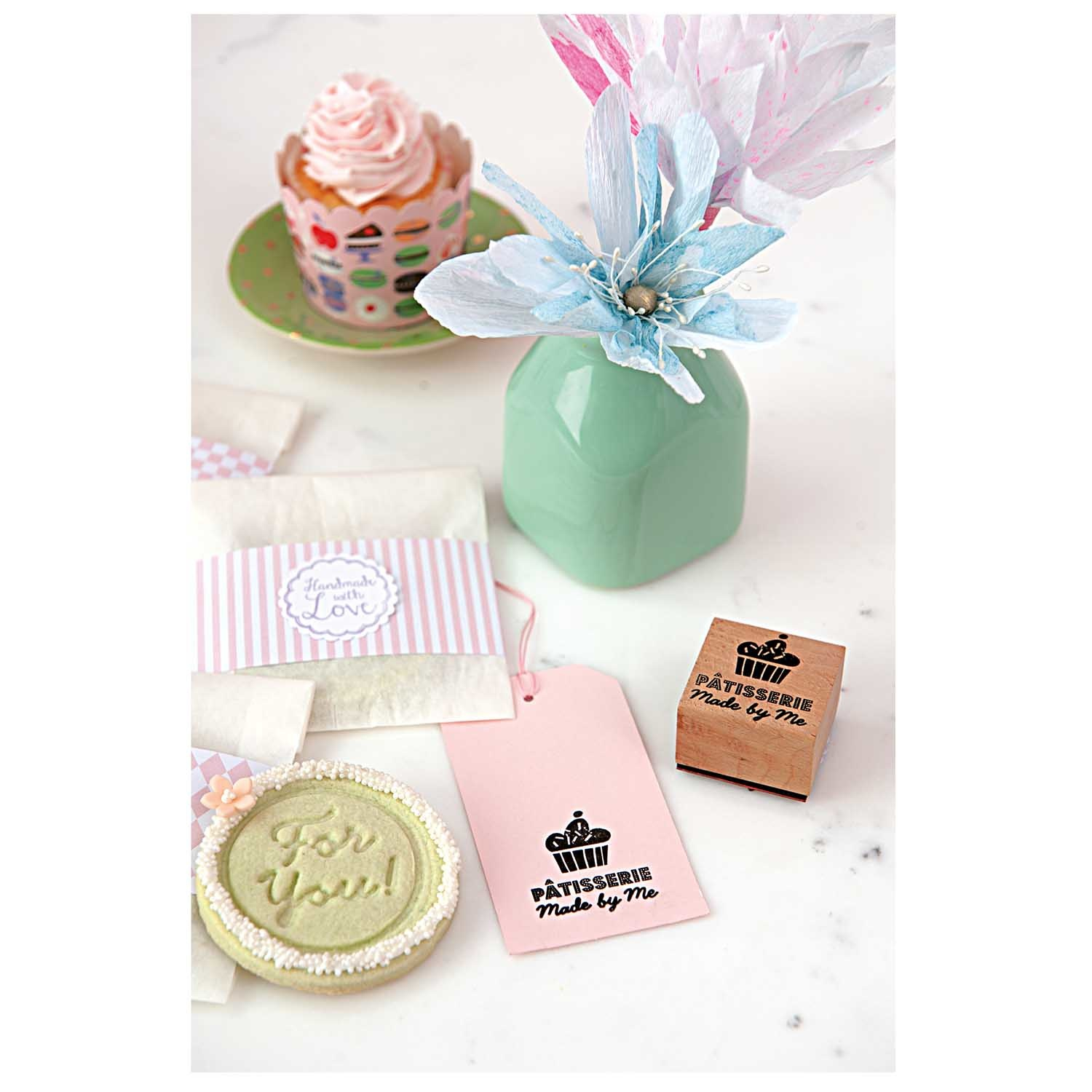 Rico NAY COOKIE STAMPER FOR YOU! 6 / 8,5 CM