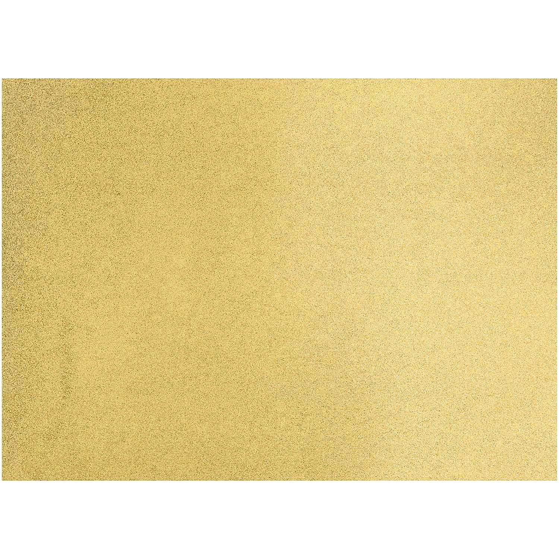 Rico NAY CARDBOARD, GLITTER GOLD FSC MIX 50 X 70 CM