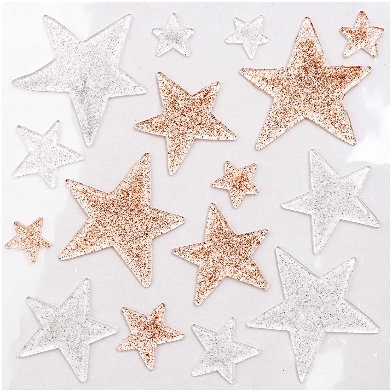 Rico NAY GEL STICKER STARS