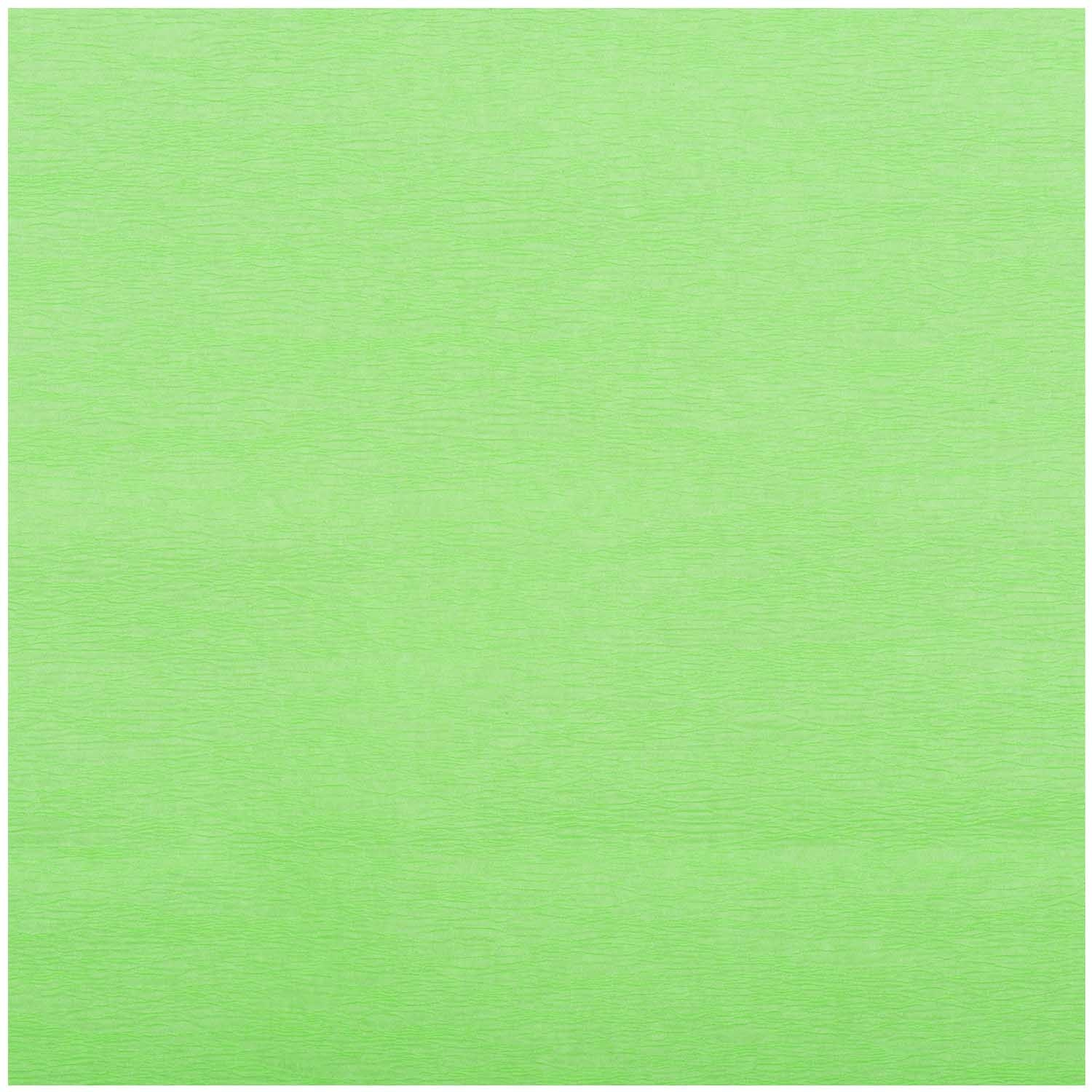 Rico NAY CREPE PAPER, NEON GREEN 50 X 250 CM