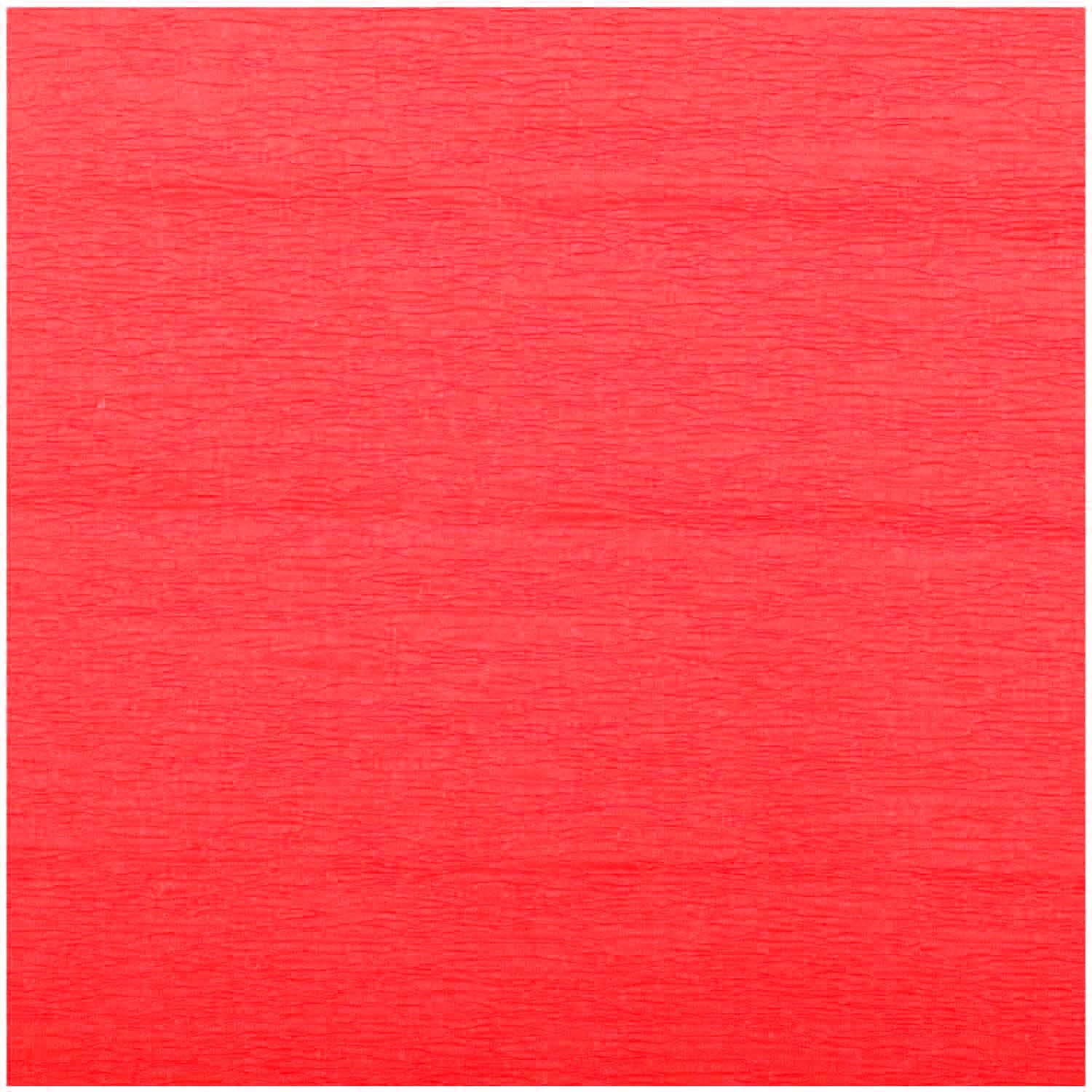 Rico NAY CREPE PAPER, NEON RED 50 X 250 CM