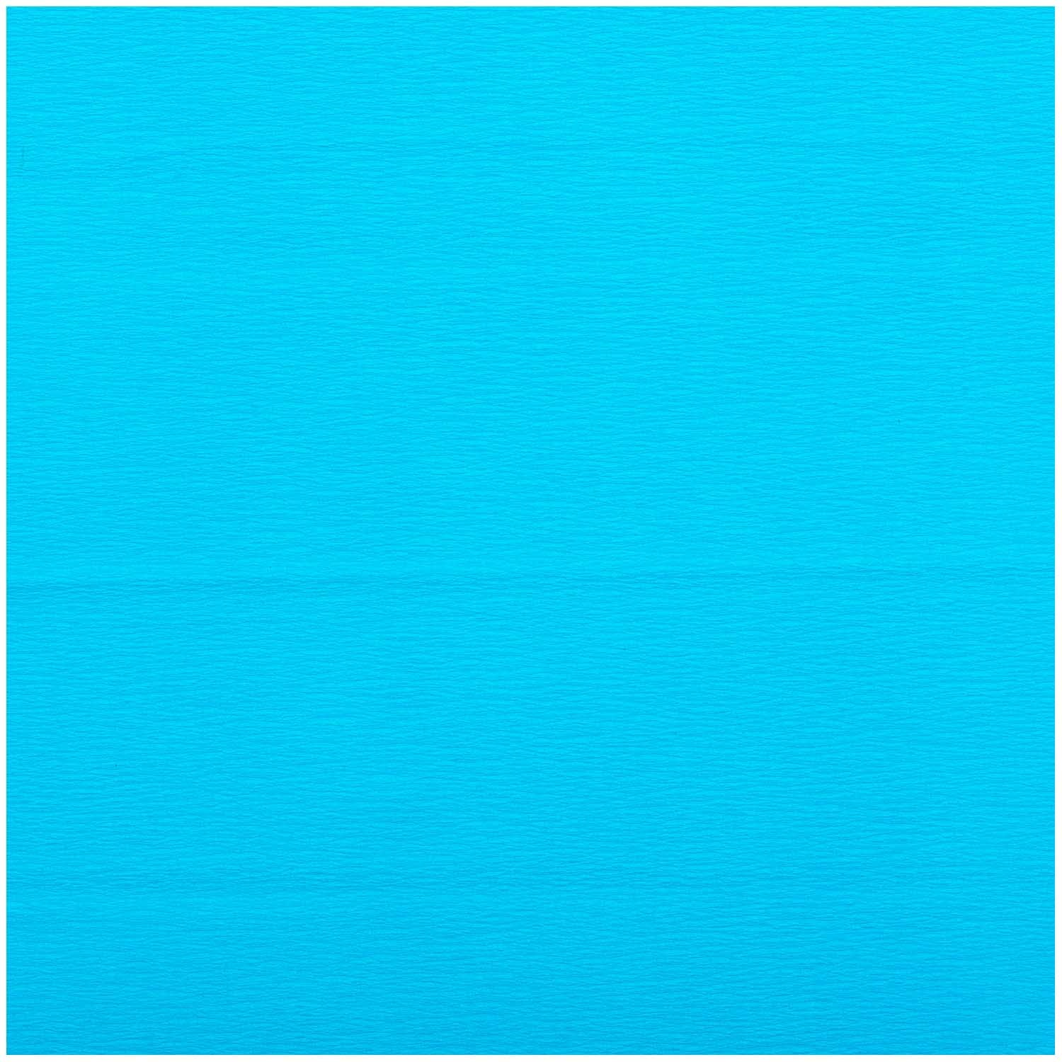 Rico NAY CREPE PAPER, TURQUOISE 50 X 250 CM