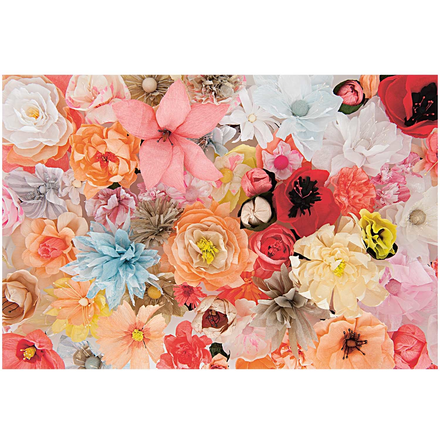 Rico NAY FLORIST CREPE 25X250CM, ORANGE