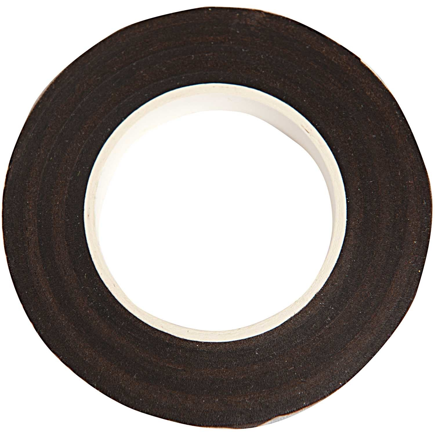 Rico NAY FLORAL CREPE TAPE, BROWN 12 MM X 27,5 M