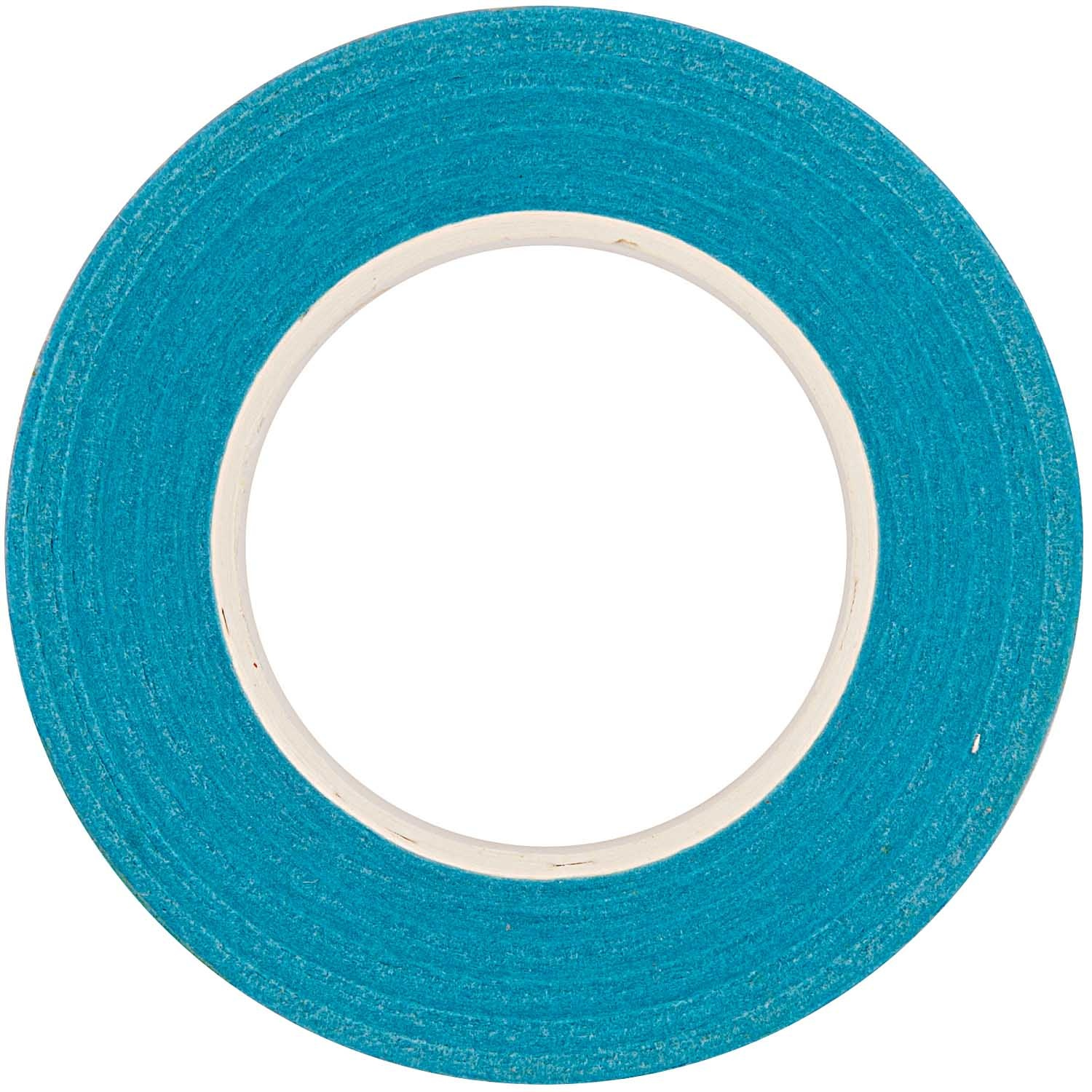 Rico NAY FLORAL CREPE TAPE, TURQUOISE  12 MM X 27,5 M