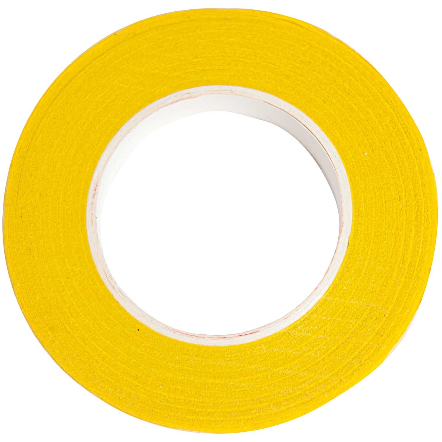 Rico NAY FLORAL CREPE TAPE, YELLOW  12 MM X 27,5 M