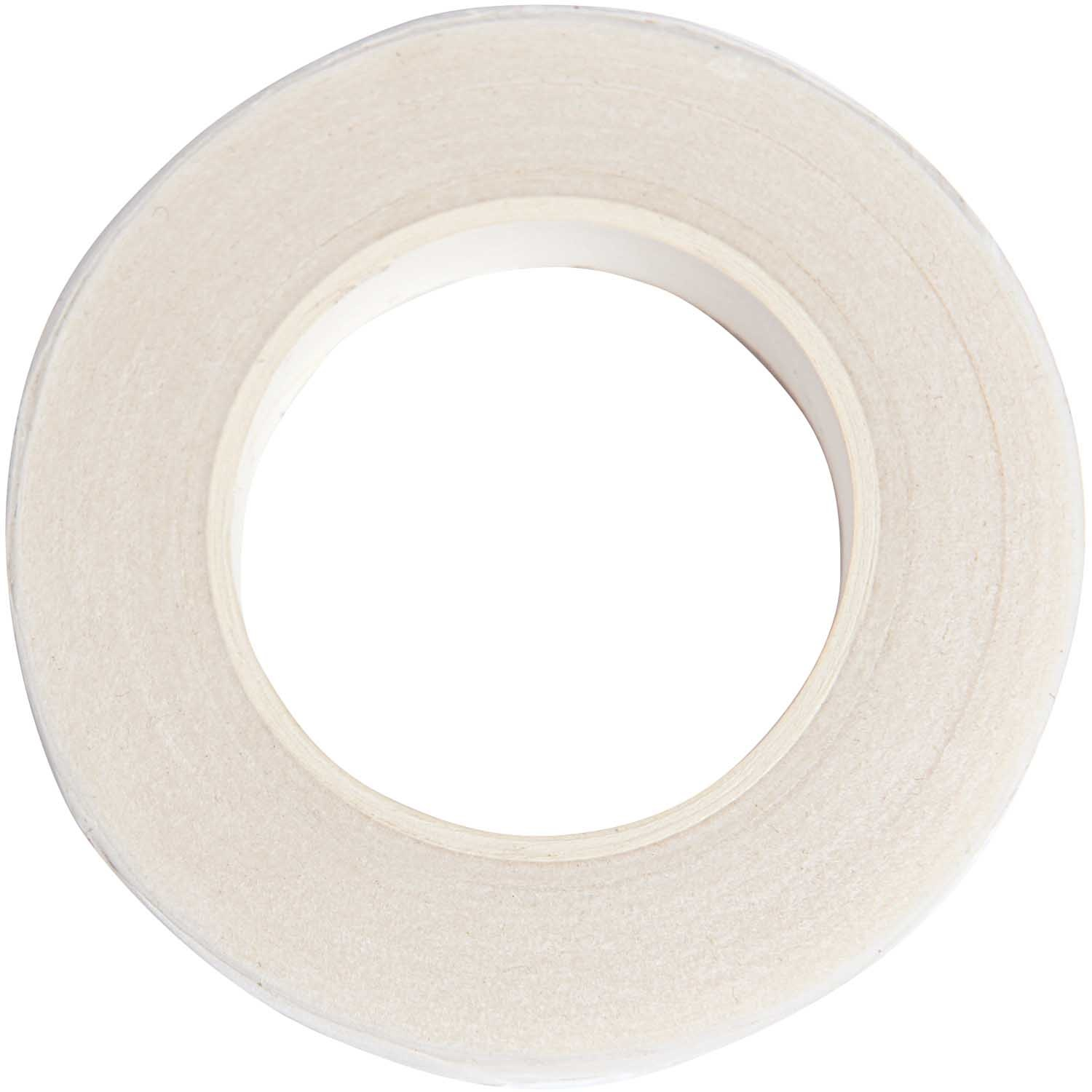 Rico NAY FLORAL CREPE TAPE, WHITE  12 MM X 27,5 M