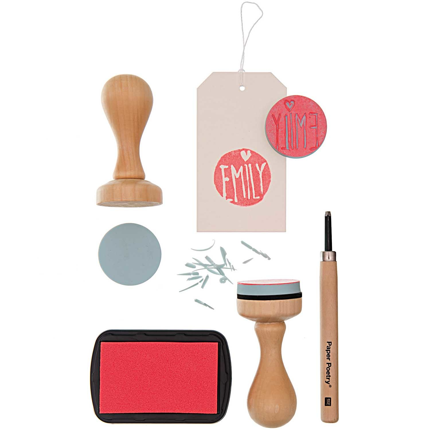 Rico NAY GIFT TAGS, COLOR 175/125 MM