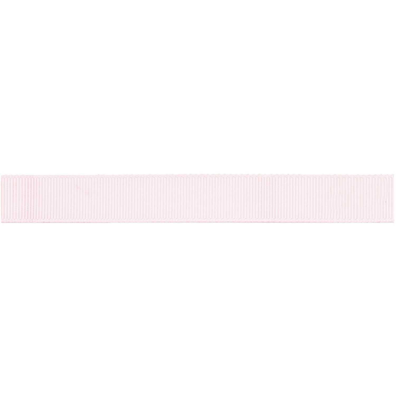Rico NAY GROSGRAIN RIBBON, LIGHT PINK 16 MM / 3 M