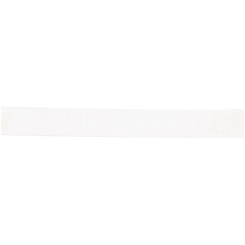 Rico NAY GROSGRAIN RIBBON, OFF WHITE 16 MM / 3 M