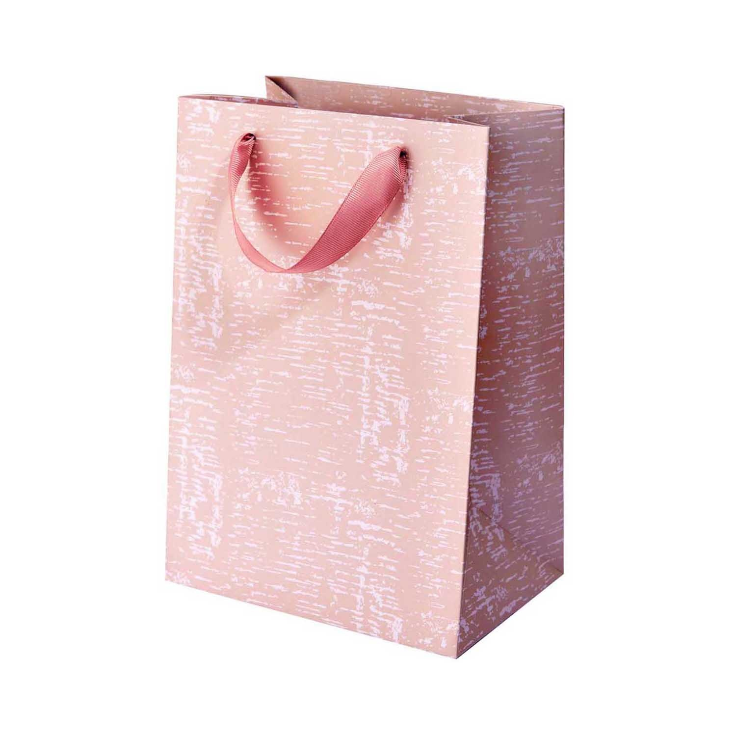 Rico NAY GIFT BAG, STRUCTURE, LILAC , FSC MIX 18 X 26 X 12 CM