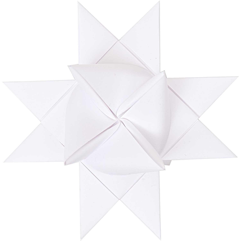 Rico NAY FROEBEL STAR WHITE  60 PCS. 120G/QM