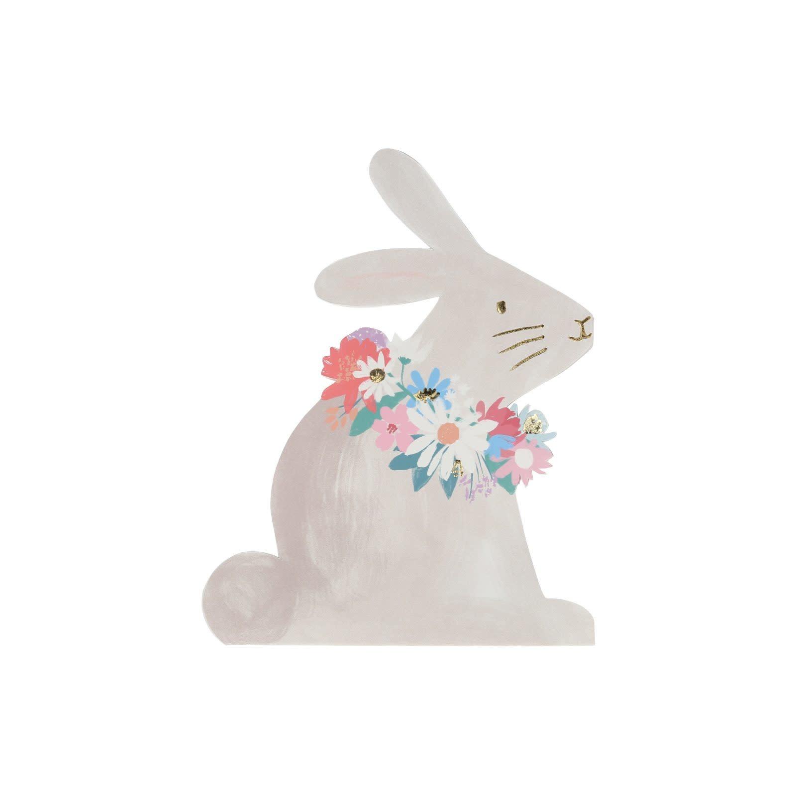 MERIMERI Bunny napkins