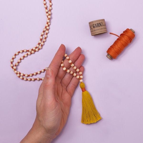 Garn & Mehr DIY kit Mala Bead Necklace