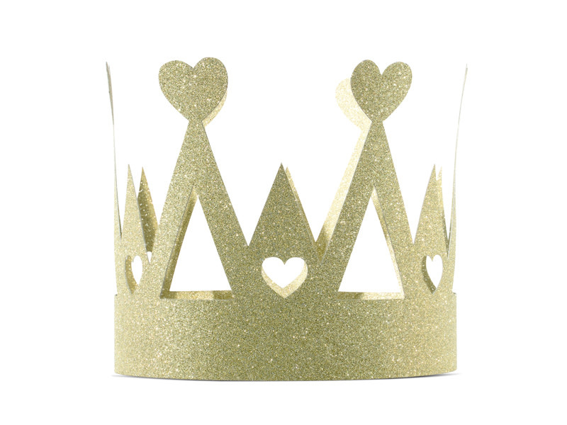 PD Crown Sweet Love, gold