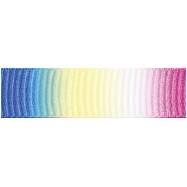 Rico NAY DECO RIBBON MULTICOLOR LIGHT 4 CM X 3 M