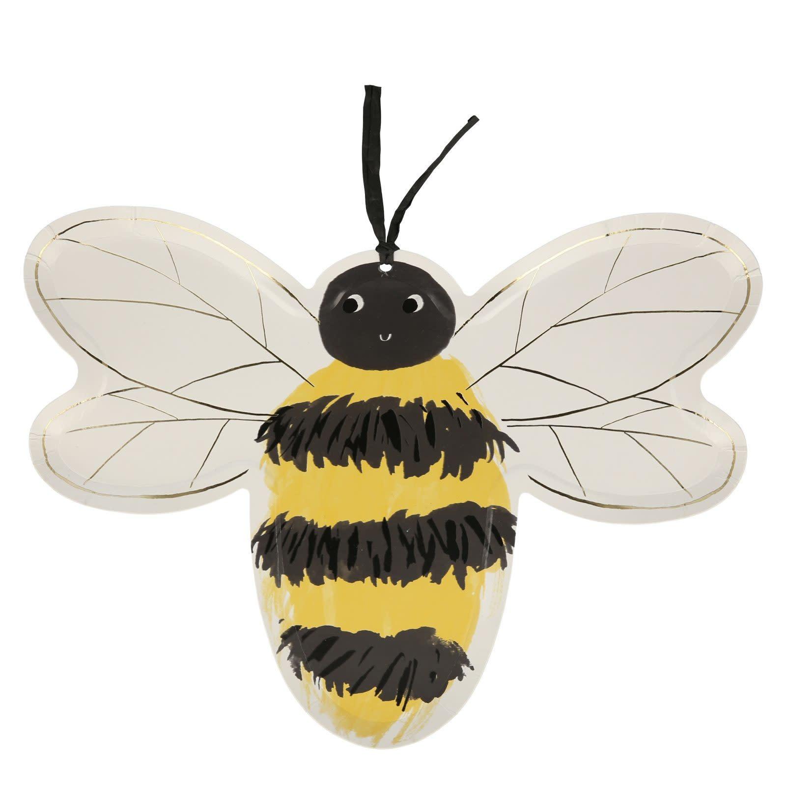 MERIMERI Bee plates