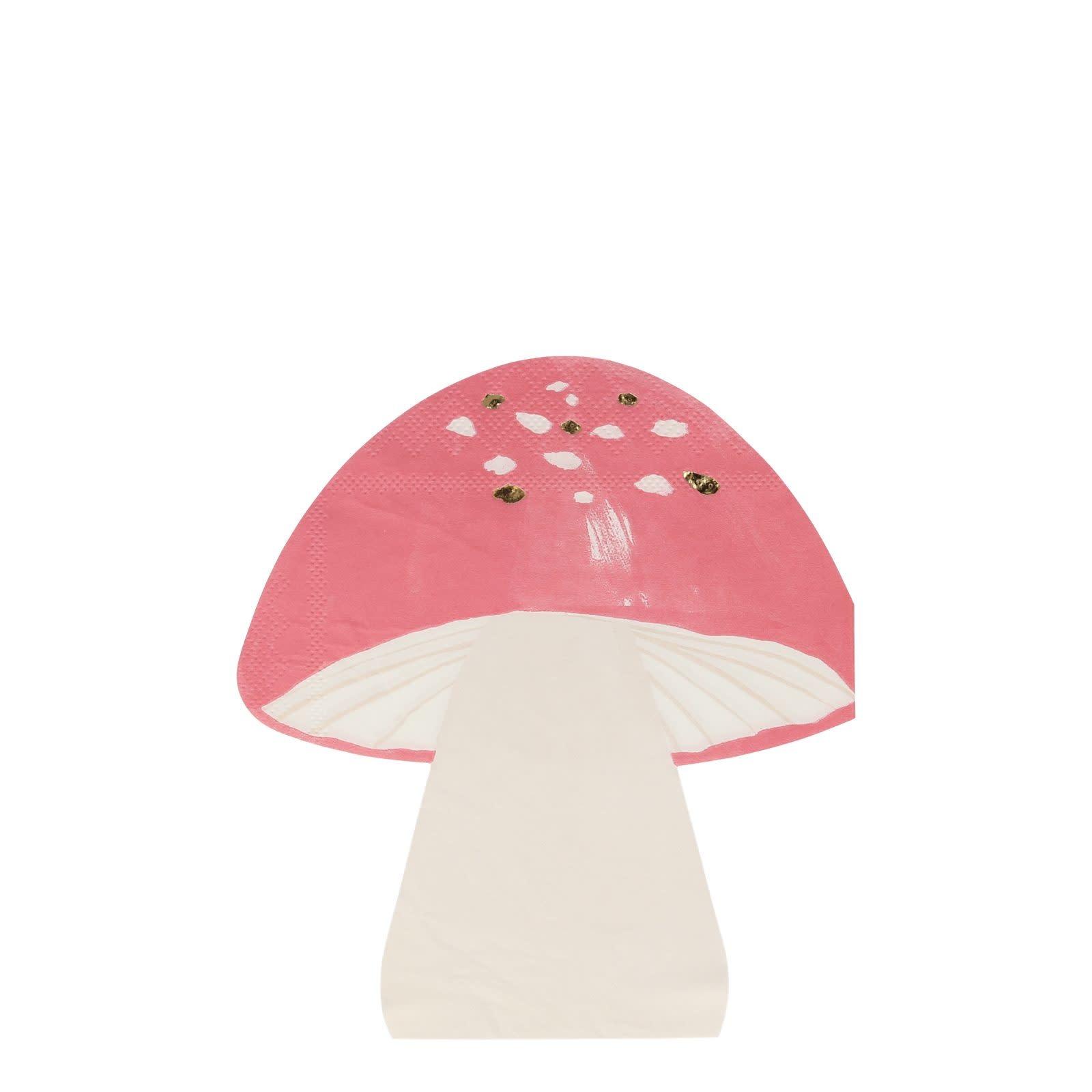 MERIMERI Fairy toadstool napkins