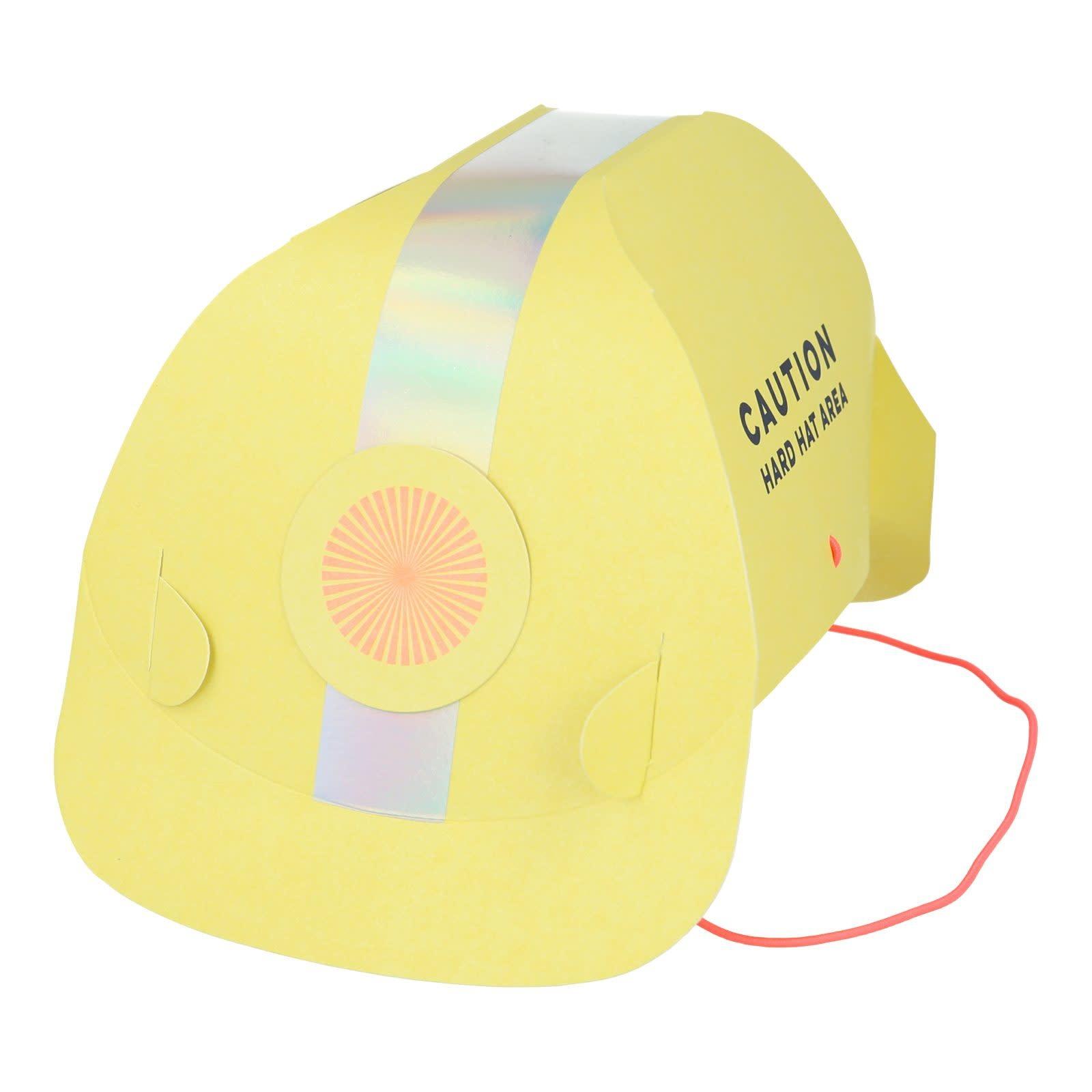 MERIMERI Construction party hats
